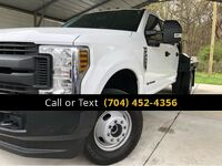 Ford F-350 SD XL CREW CAB FLAT BED 4WD 2019