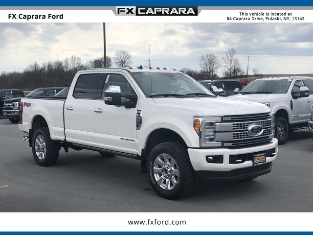 2019 Ford F-350SD Platinum Watertown NY