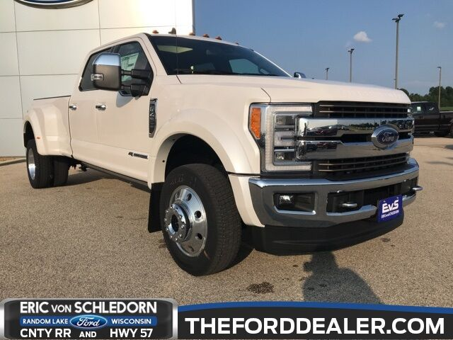 2019 Ford F-450SD King Ranch Milwaukee WI