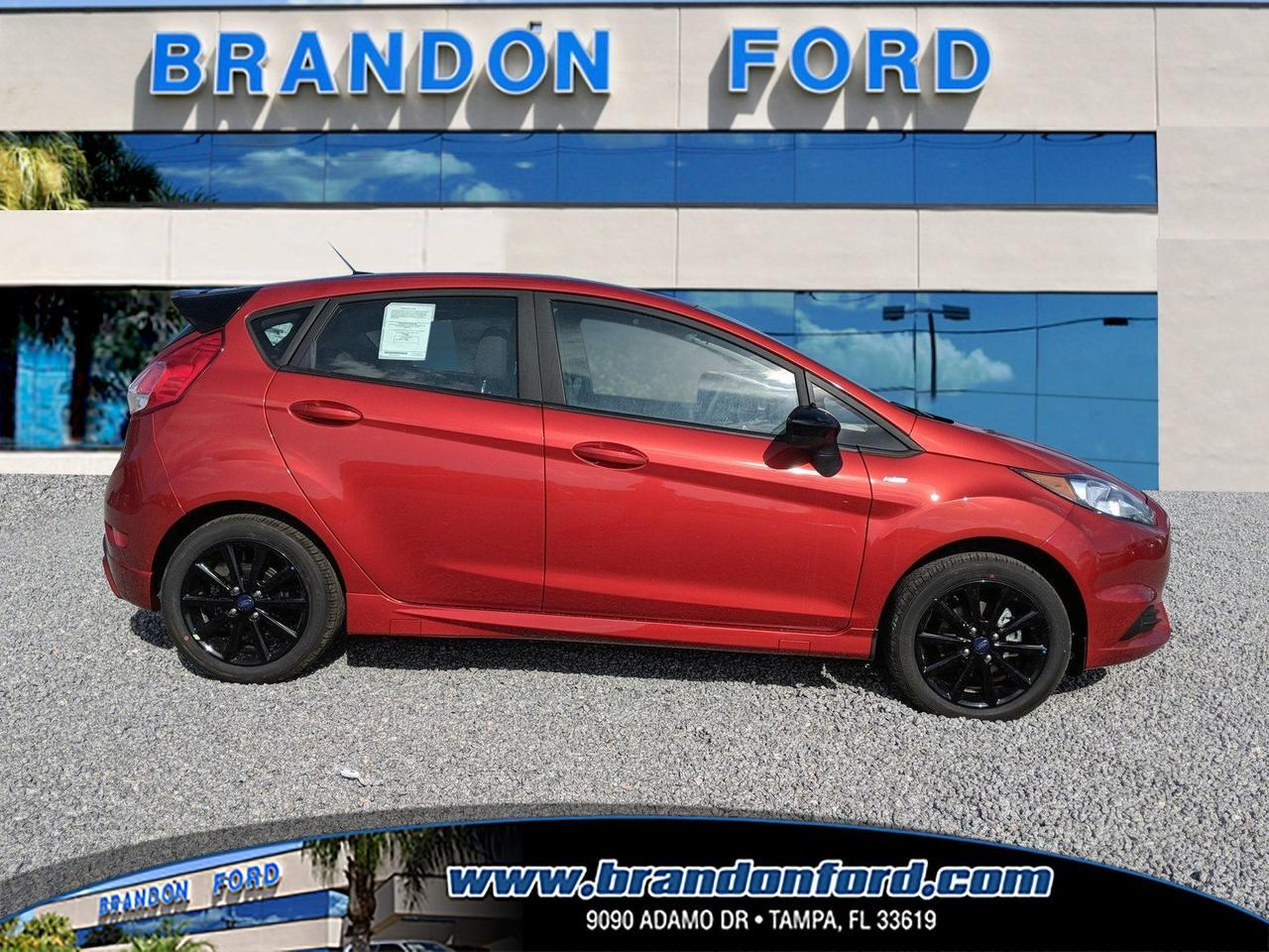 Ford Edge Mpg >> 2019 Ford Fiesta ST Line Tampa FL 27085314