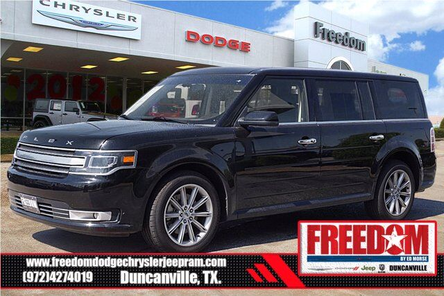 2019 Ford Flex Limited Duncanville TX