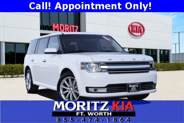 2019 Ford Flex Limited Fort Worth TX
