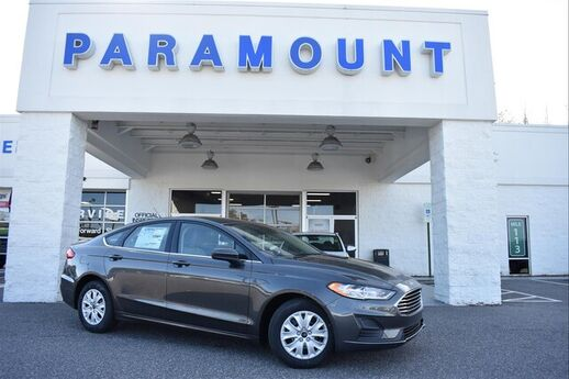 2019 Ford Fusion FUSION S Hickory NC