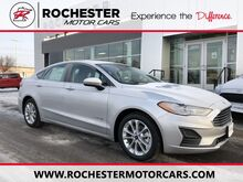 2019_Ford_Fusion Hybrid_SE_ Rochester MN