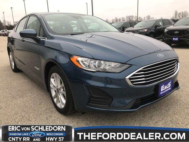 2019 Ford Fusion Hybrid SE Milwaukee WI