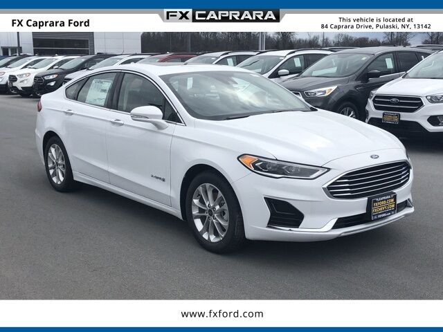 2019 Ford Fusion Hybrid SEL Watertown NY