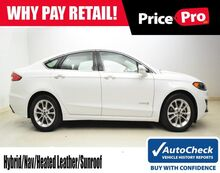 2019_Ford_Fusion Hybrid_SEL w/Nav & Sunroof_ Maumee OH