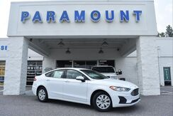 2019_Ford_Fusion_S_ Hickory NC