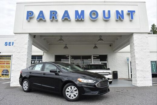 2019 Ford Fusion S Hickory NC