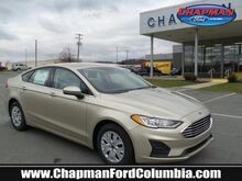 2019_Ford_Fusion_S_  PA