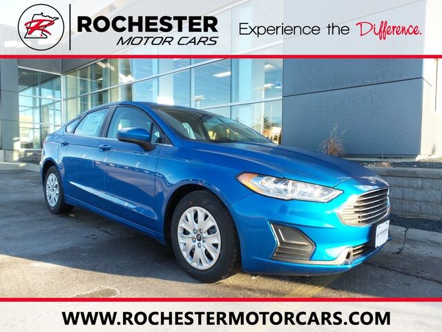 Ford Rochester Mn >> 2017 Ford Fusion Se Awd Leather W Heated Seats