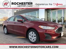 2019_Ford_Fusion_S_ Rochester MN