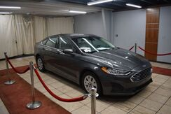 2019_Ford_Fusion_S_ Charlotte NC