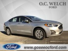 2019_Ford_Fusion_S_ Hardeeville SC