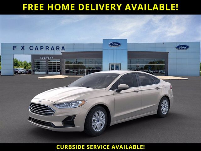 2019 Ford Fusion S Watertown NY