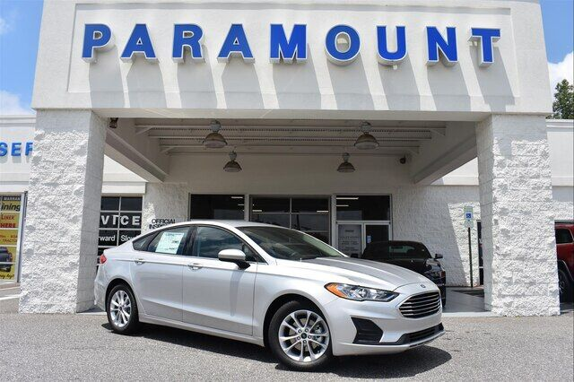 2019 Ford Fusion SE Hickory NC
