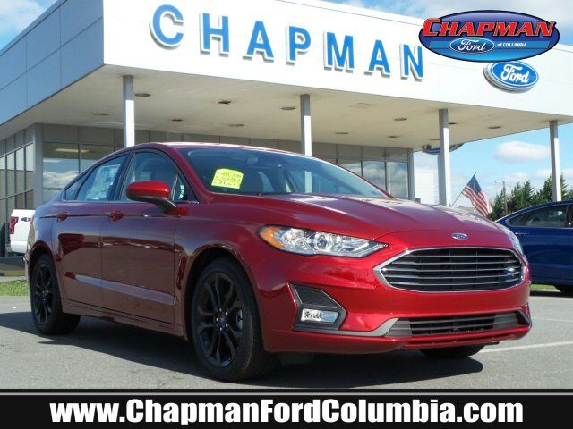 2019 Ford Fusion SE  PA