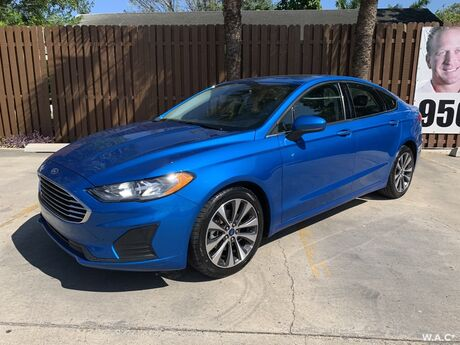 2019 Ford Fusion SE Harlingen TX