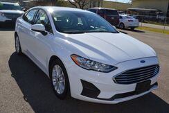 2019_Ford_Fusion_SE_ Houston TX