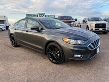 2019_Ford_Fusion_SE_ Laredo TX