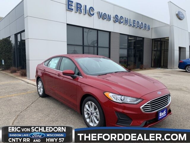 2019 Ford Fusion SE Milwaukee WI
