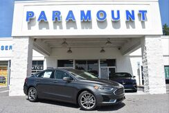 2019_Ford_Fusion_SEL_ Hickory NC