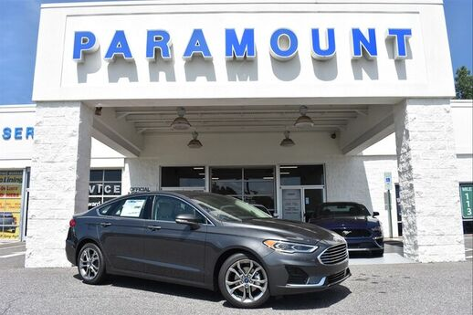 2019 Ford Fusion SEL Hickory NC