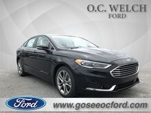 2019_Ford_Fusion_SEL_ Hardeeville SC