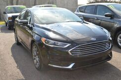 2019_Ford_Fusion_SEL_ Houston TX