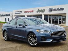 2019_Ford_Fusion_SEL_ West Point MS