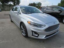 2019_Ford_Fusion_Titanium AWD_ Houston TX