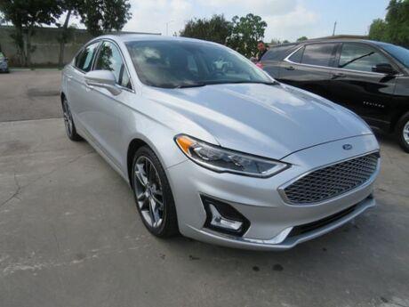 2019 Ford Fusion Titanium AWD Houston TX