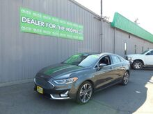 2019_Ford_Fusion_Titanium AWD_ Spokane Valley WA