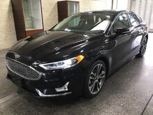 2019_Ford_Fusion_Titanium_ Little Rock AR
