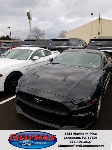 2019 Ford Mustang   PA