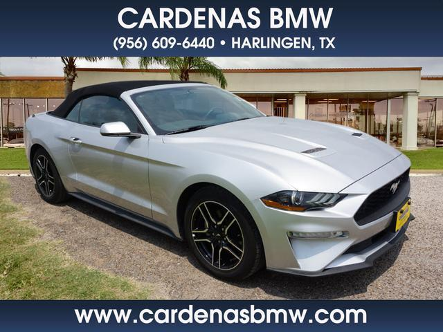 2019 Ford Mustang Base Brownsville TX