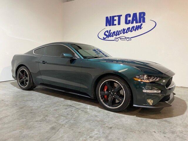 2019 Ford Mustang Bullitt Houston TX