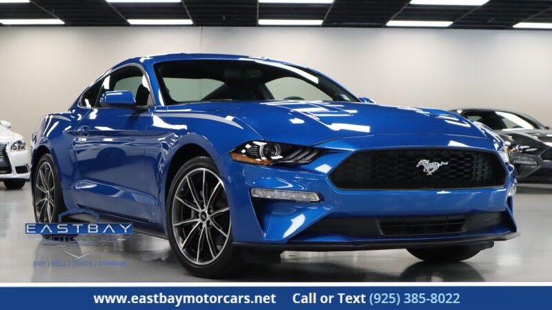 2019 Ford Mustang EcoBoost Dublin CA