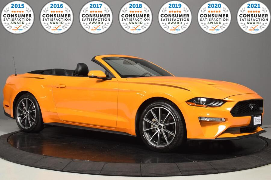 2019_Ford_Mustang_EcoBoost_ Glendale Heights IL