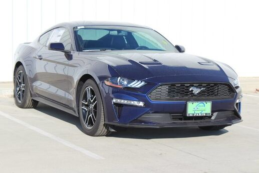 2019 Ford Mustang EcoBoost Premium  TX