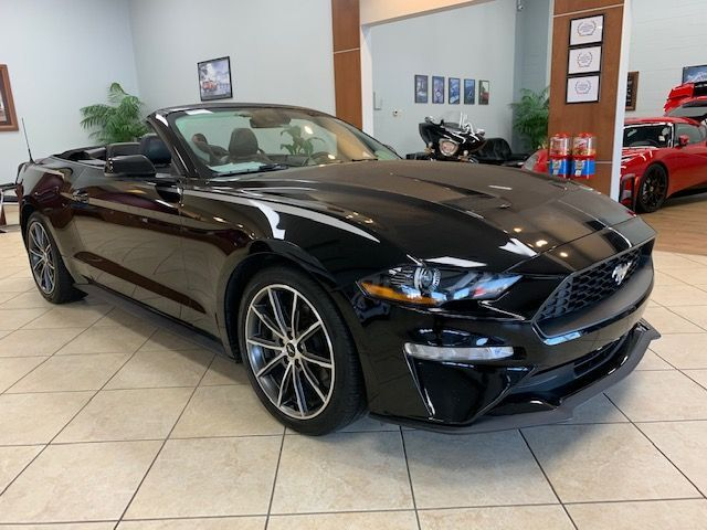 2019 Ford Mustang EcoBoost Premium Convertible Charlotte NC