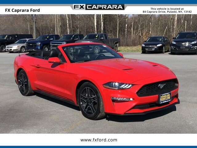 2019 Ford Mustang EcoBoost Premium Watertown NY
