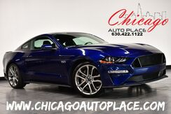 2019_Ford_Mustang_GT Premium - 5.0L TI-VCT V8 ENGINE NAVIGATION BACKUP CAMERA BLACK LEATHER HEATED/COOLED SEATS KEYLESS GO_ Bensenville IL