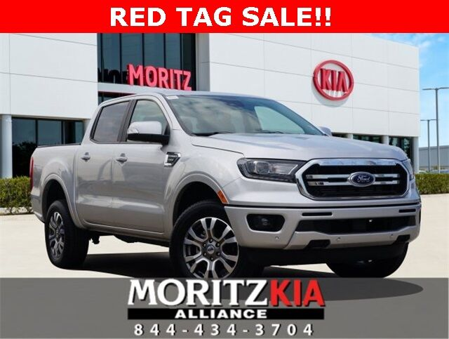 2019 Ford Ranger Lariat Fort Worth TX