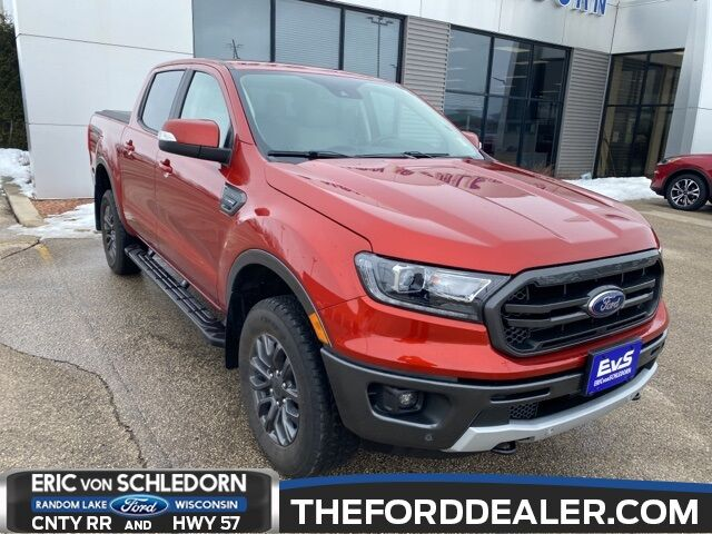 2019 Ford Ranger Lariat Milwaukee WI