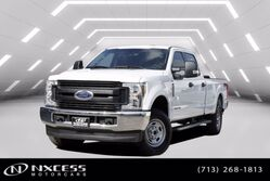 Ford Super Duty F-250 SRW XL Running Boards and Gooseneck Trailer Powerstroke Diesel 2019