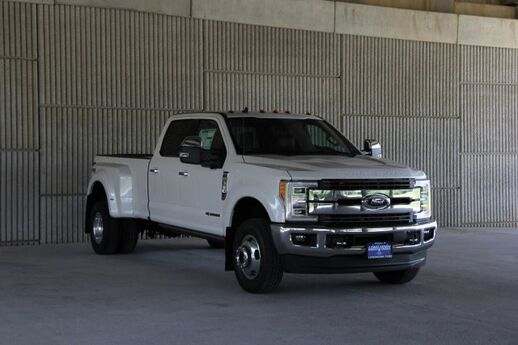 2019 Ford Super Duty F-350 DRW King Ranch Crew Cab 4X4