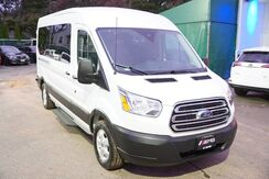 2019_Ford_T-350 Transit Passenger Wagon_XLT Medium Roof Backup Camera Running Boards 15 Passenger_ Avenel NJ