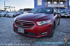 2019_Ford_Taurus_Limited / AWD / Heated & Cooled Leather Seats / Heated Steering Wheel / Navigation / Sony Speakers / Sunroof / Auto Start / Blind Spot Alert / Collision Avoidance / Bluetooth / Back Up Camera / Keyless Entry & Start_ Anchorage AK