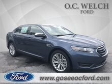 2019_Ford_Taurus_Limited_ Hardeeville SC